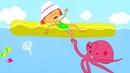 Летние приключения Царевны - Сборник - Все летние мультики Жила-была Царевна