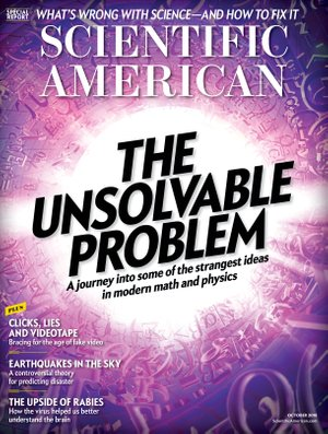 Scientific American - October 2 - Scientific American a division