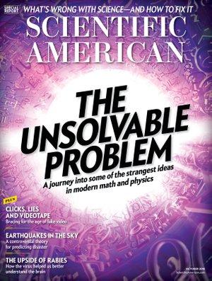 Scientific American - October 2 - Scientific American a division