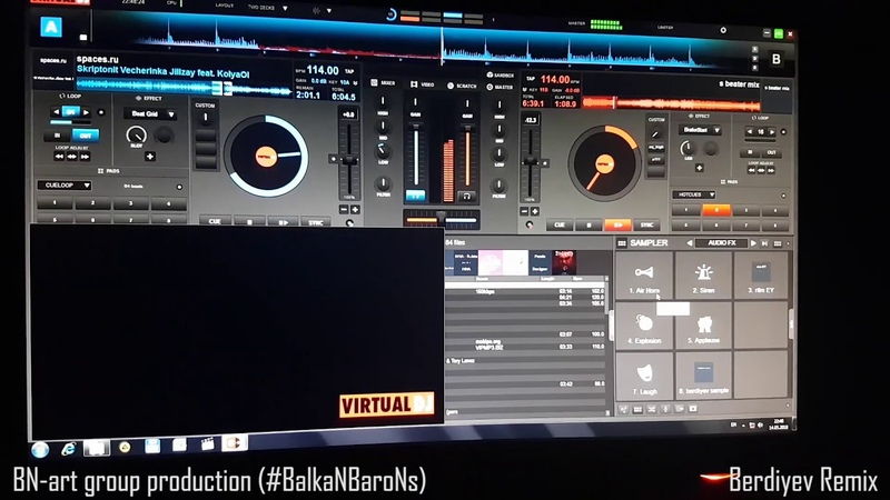 Berdiyev remix Бар две лезбухи Jillzay feat SBeater BN art group production