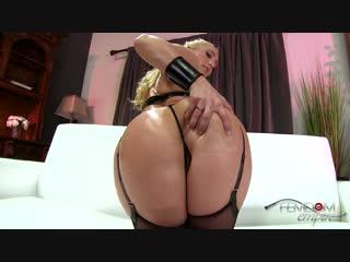 AJ APPLEGATE - ASS WORSHIP SEDUCTION   Mistress Leather FemDom Anal Facesitting Strap On Latex Fetish BDSM Bondage Hardcore