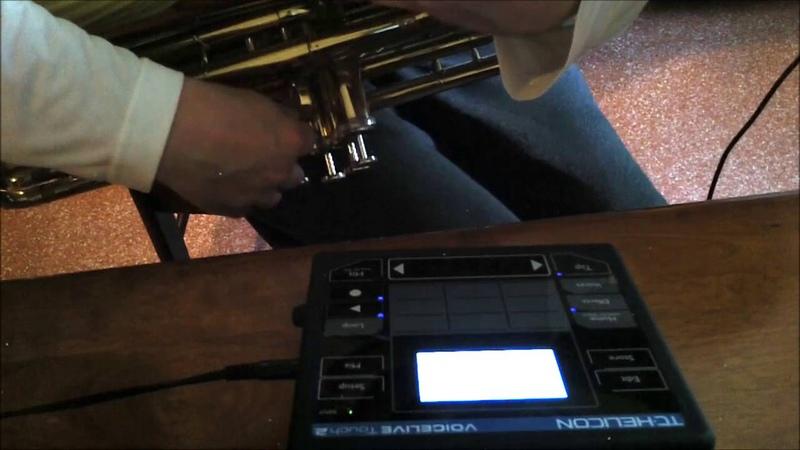 TC Helicon with Tuba 2 (dirty tuba)