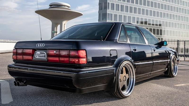 AUDI LEGENDS Ep6 AUDI V8 D11 QUATTRO 1988 1993 One of the coolest Audis ever The first real A8