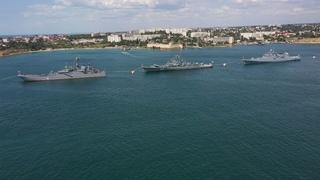Праздничные мероприятия в Севастополе, посвящённые Дню Военно-Морского Флота