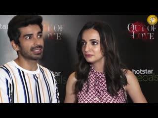 सनाया और मोहित की रासलीला _ Sanaya Irani And Mohit Sehgal Reveal Their Relations
