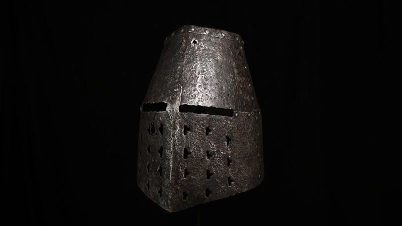 0496 Medieval German Great Helm 157237