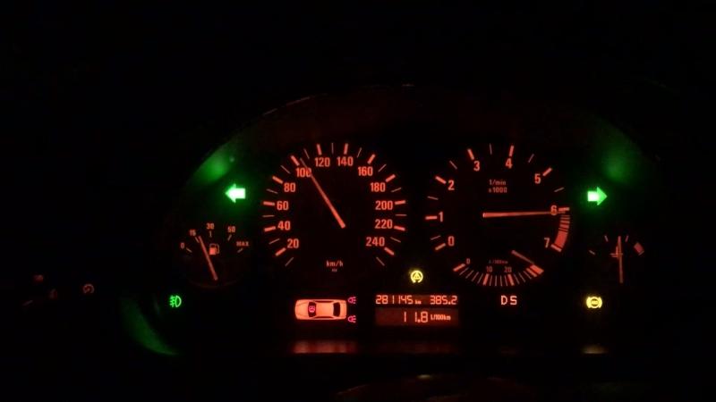 BMW 5er 2 0 98'