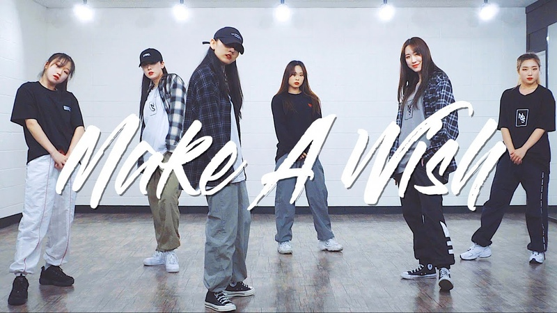 NCT U 엔시티 유 - Make A Wish (Birthday Song)   커버댄스 DANCE COVER   안무 거울모드 MIRROR MODE RELAY DANCE