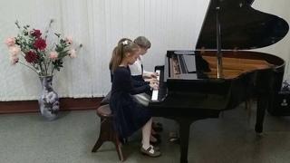 Фот Милана (10 лет), Волкова Дарья (10 лет), Некрасова Екатерина (10 лет)