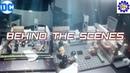 Lego Batman VS Superman BACKSTAGE / BEHIND THE SCENES