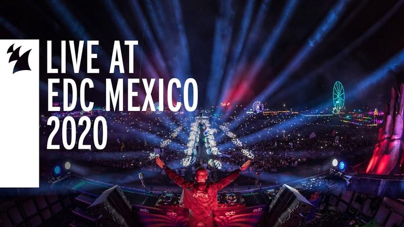 Armin van Buuren feat. Sam Martin - Miles Away (Graham Bell Remix) [AvB live at EDC Mexico 2020]