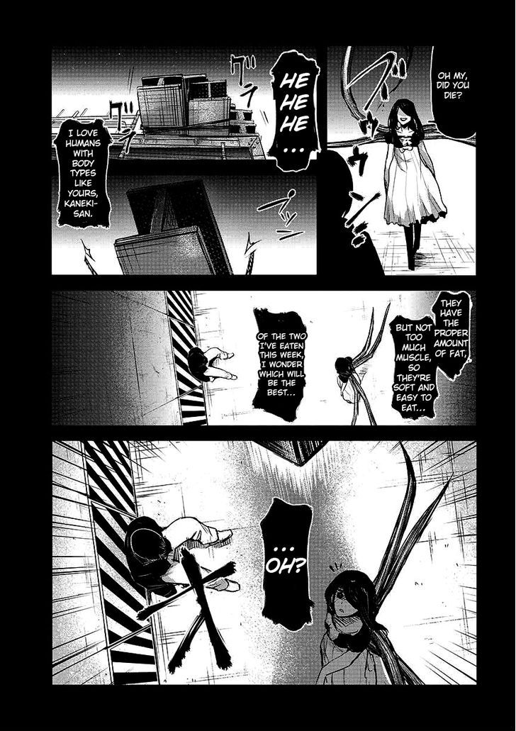 Tokyo Ghoul, Vol.1 Chapter 1 Tragedy, image #34