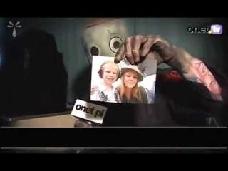 Corey Taylor fala sobre seus filhos Griffin e Angie - 09/06/09 (legendado Brasil)