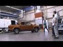 Mame Diouf and Steven Cherundolo visiting Volkswagen Nutzfahrzeuge