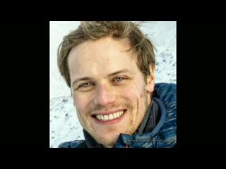Because who doesnt want 120 seconds of samheughan smiling - Sound on folks! - Share the smiles