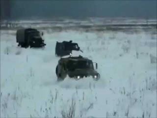 Американский Hummer, Итальянский IVECO, Русский ТИГР и УРАЛ Тест на проходимость