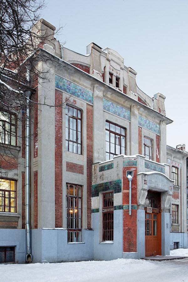 Самая красивая школа России на окраине Ногинска