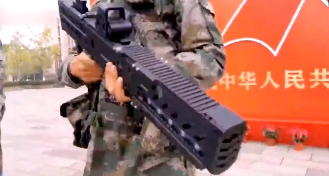 Оружие китайцев