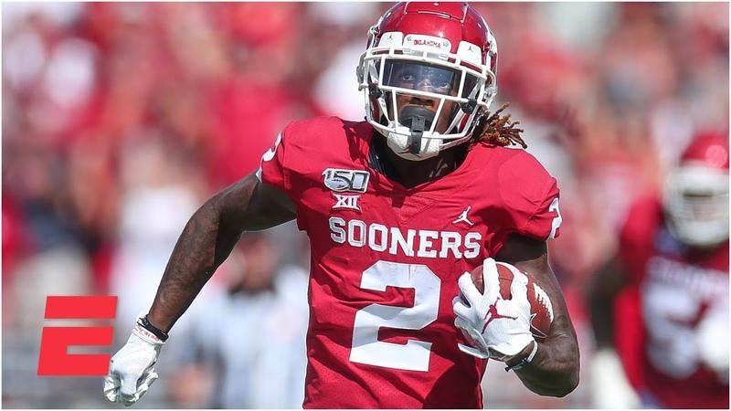 CeeDee Lamb's college football highlights Oklahoma WR 2020 NFL Draft