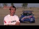 Motive DVD — Tomei Cusco Impreza WRX STI Time Attack Car.