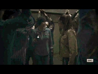 Бойтесь ходячих мертвецов 6 сезон 11 серия Алиша Кларк и Алфия #3
