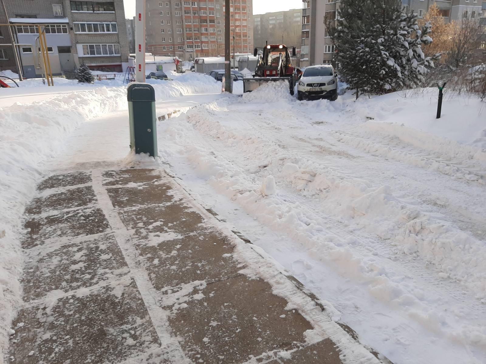 Улица Упита 5 корпус 2 механизированная уборка