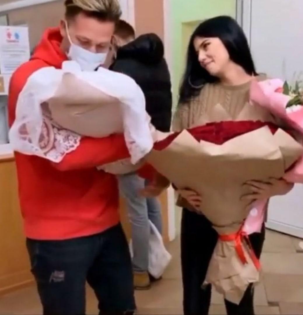 Ирина Пингвинова о первых днях после родов