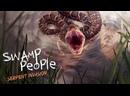 Люди болот Вторжение тигровых питонов 2 сезон 1 серия. Тропа скунсовых обезьян 2020