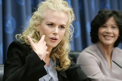 Николь Кидман ударили по лицу в оперном театре