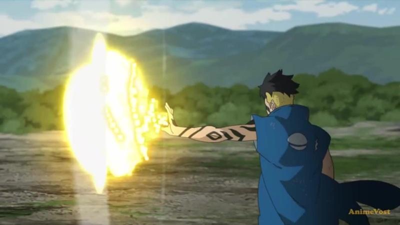 Боруто Новое поколение Наруто 189 серия Boruto Naruto Next Generations Русская озвучка