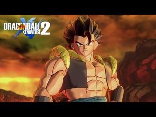 Dragon Ball Xenoverse 2   Годжета (DB Super) – трейлер персонажа