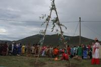 Песенный фольклор на Байкале и Северный Аргиш