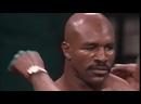 Лучшие моменты первого боя Майка Тайсона и Эвандера Холифилда🥊«Железный» этот бой проиграл, техническим нокаутом в 11 раунде👊М