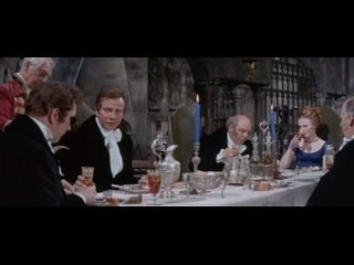 """Винсент Прайс в фильме """"Гробница Лигейи"""". (Ужасы,триллер,драма,Великобритания,1964)"""