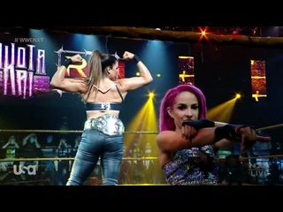 Dakota Kai And Raquel Gonzalez VS Kacy Catanzaro And Kayden Carter