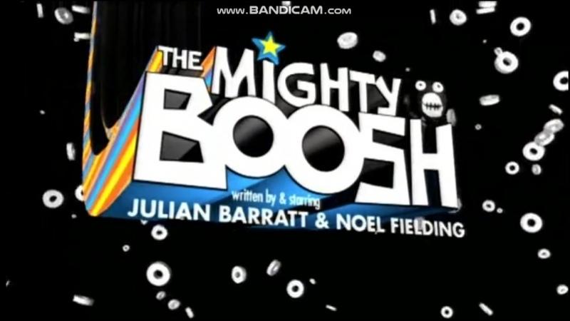 The Mighty Boosh Openning Майти Буш