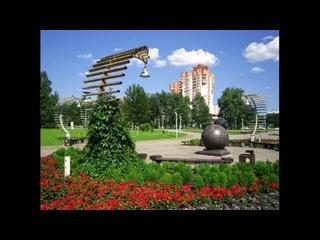 Видео экскурсия по паркам Перми