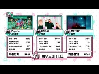 ZICO - ANY  WIN. @ Music Core 200208 WINNER