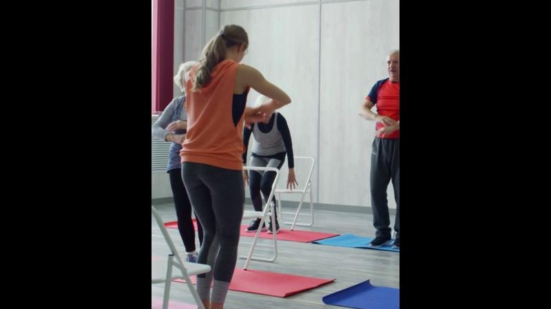 Видео от Фитнес G8 Бассейн м Селигерская