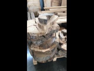 Видео от UNIQ_WOOD  Столярная мастерская