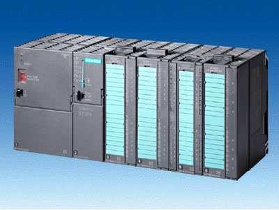 Программируемые контроллеры Siemens SIMATIC S7-300 для измерения выходных аналоговых сигналов от датчиков в виде напряжения и силы постоянного тока.
