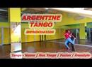 Алексей и Мария pro-am - Аргентинское танго Neo Tango / Tango Fusion / Freestyle ТСК Территория Танца Ярославль