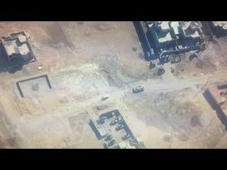 """Атака смертников ИГ* на """"шахид-мобилях"""" на иракский военных в районе Мосула, Ирак_01"""