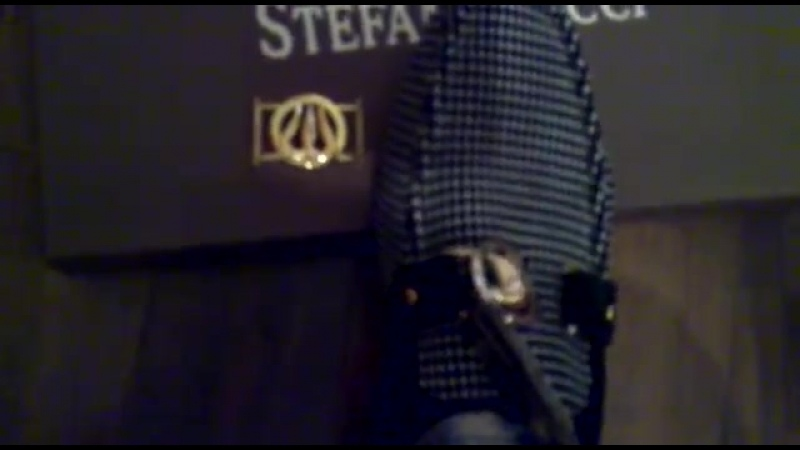 Замена символа брэнда Stefano Ricci на символ каулы