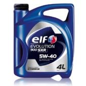 Масло ELF Evolution 900 SXR 5W-40 (4 л)
