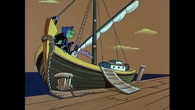 Морячок Папай 3 18 Gem Jam