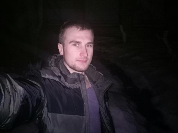 Сергій Човган, Винница, Украина