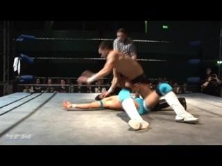[IWU] Prince Devitt vs. Owen Phoenix - 4FW WrestleWar
