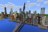 карту мегаполиса для майнкрафт 0.14.0