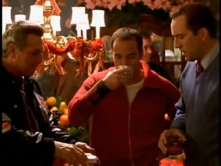 Family Man (The Family Man, 2000) Brett Ratner [Hombre de Familia]